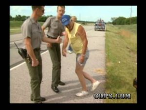 COPS TV Show,Over the Limit, Kansas City, MO Police Department