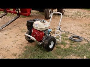 Buying a Quality Pressure Washer for the Shop – PressurePro 3300psi Review!