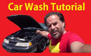DIY Pressure washing Cars Complete Power Wash car Detail #4