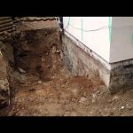 House foundation repair Part 2 – Excavation